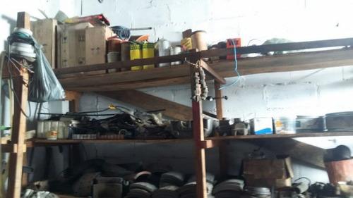 oficina diesel especializada em caminhões(montada)