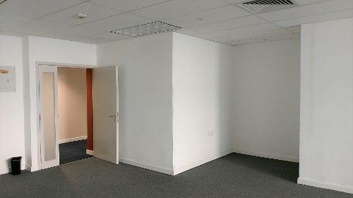 oficina ejecutiva acondicionada av. santa fe