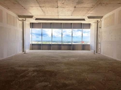 oficina en 9° piso en plaza luxus altabrisa