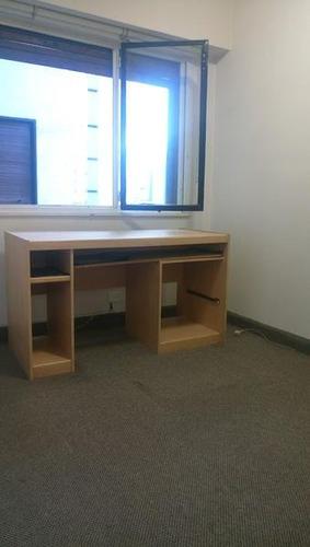 oficina en almagro, varios ambientes