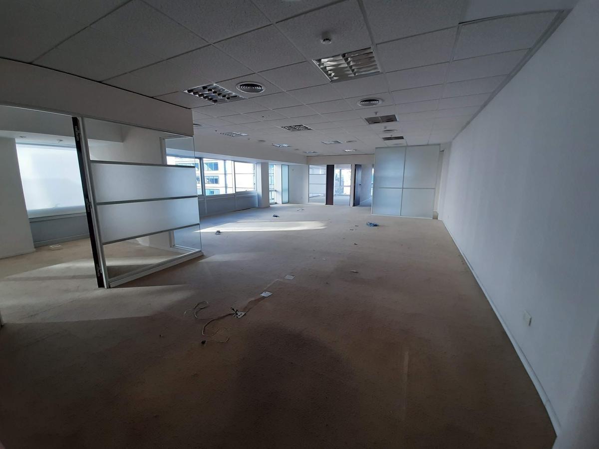 oficina en alquiler - 210 m2 - puerto madero