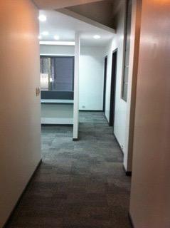 oficina en alquiler - 215 m2 - microcentro
