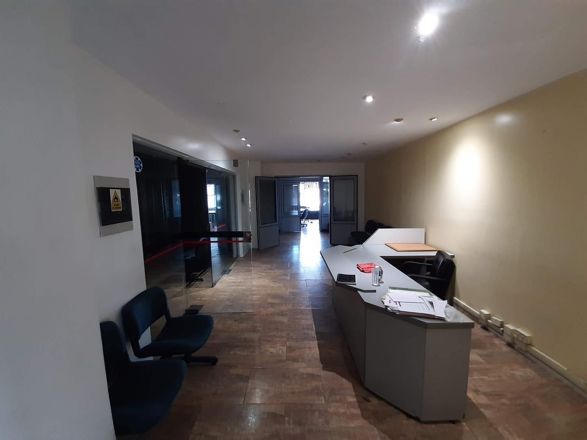 oficina en alquiler - 223 m2 - microcentro
