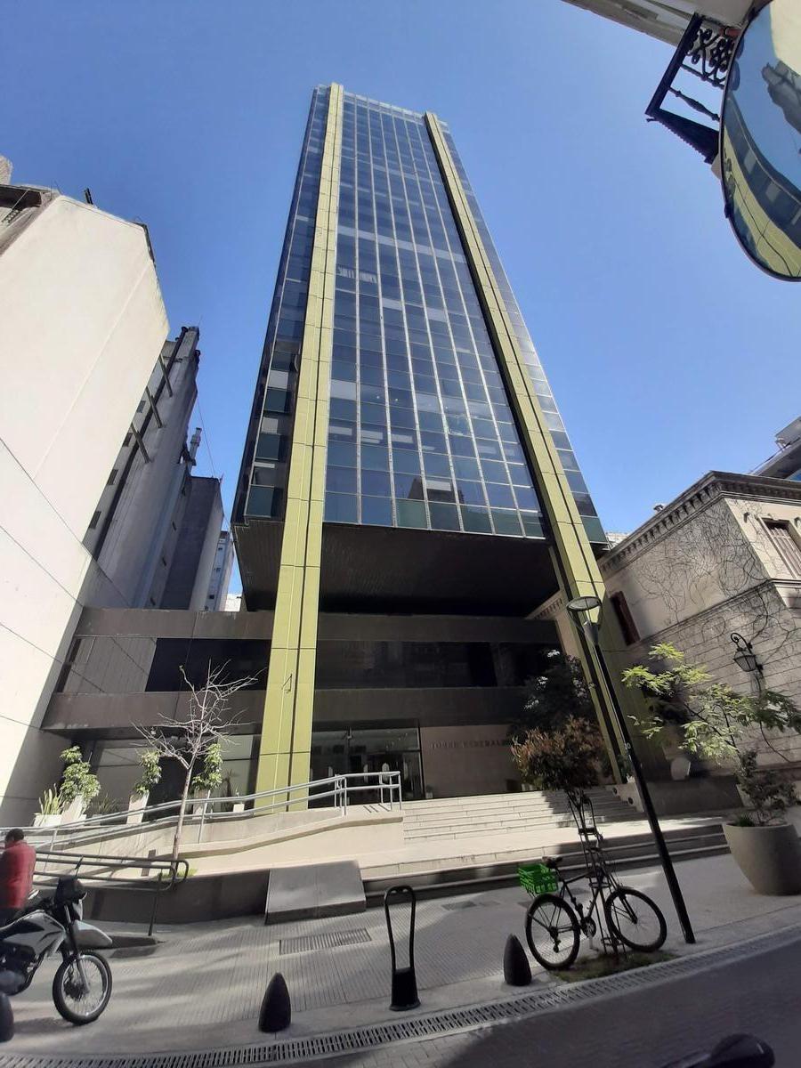 oficina en alquiler - 250m2- microcentro | torre esmeralda