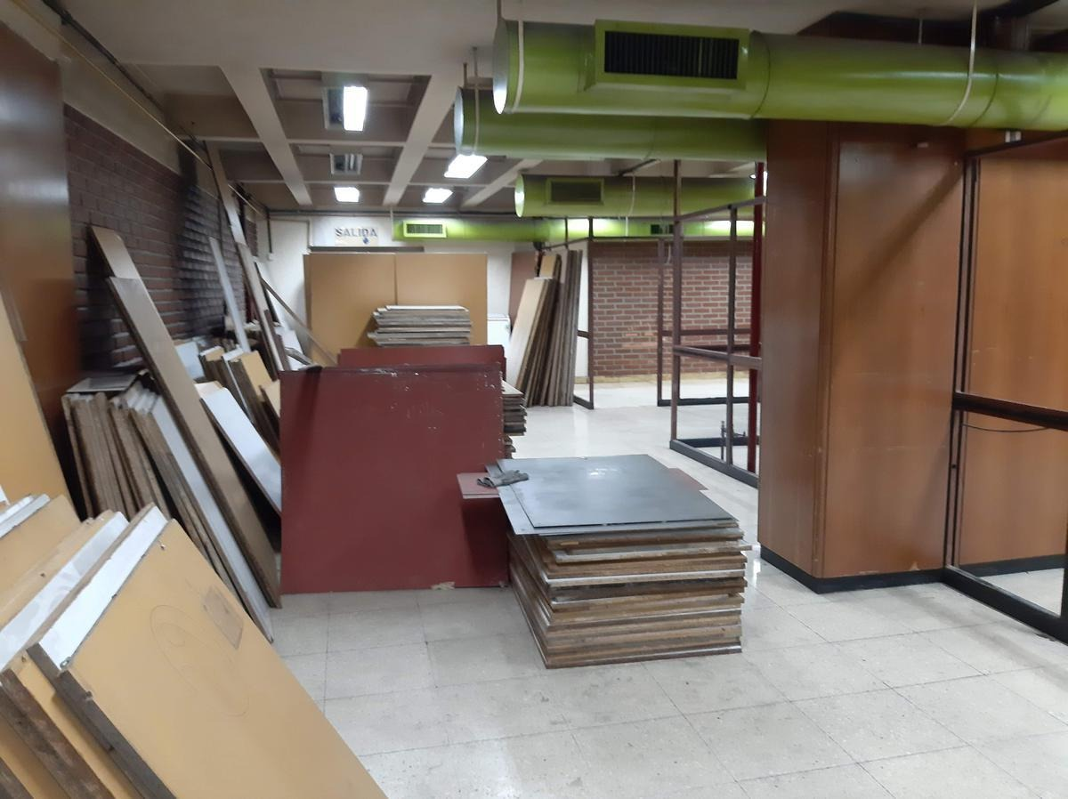 oficina en alquiler - 360 m2 - tribunales