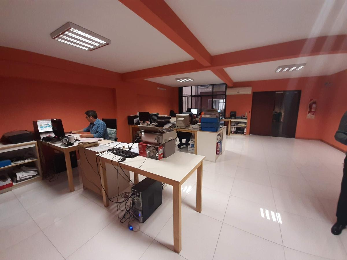 oficina en alquiler - 389 m2 - microcentro