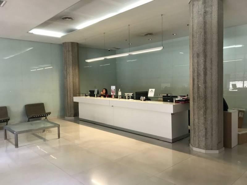 oficina en alquiler - 3955 m2 - barracas