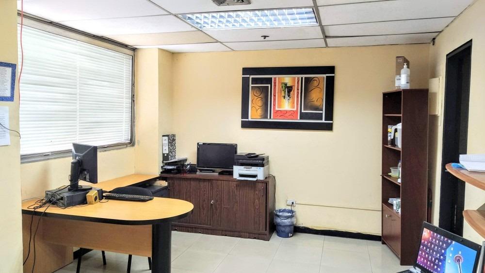 oficina en alquiler av urdaneta