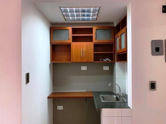 oficina en alquiler bello monte jeds 19-19462