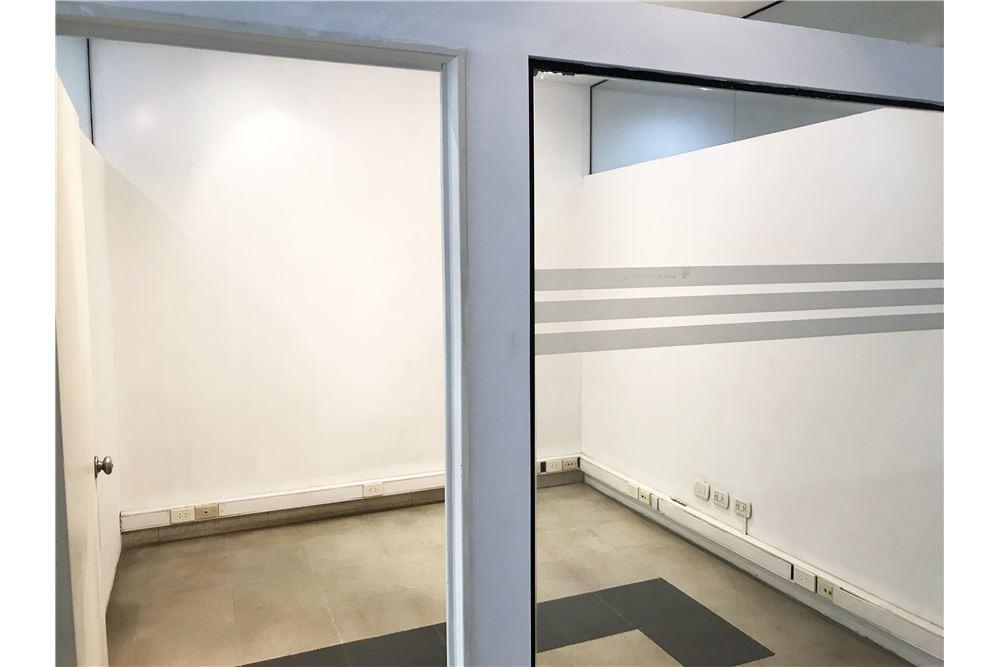 oficina en alquiler con doble entrada en chacarita