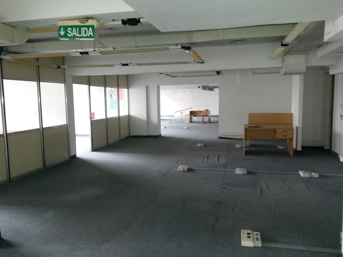 oficina en alquiler  - congreso - 608 m2