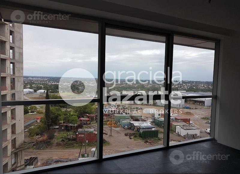 oficina en alquiler de 85 m2 - av. colon 5000