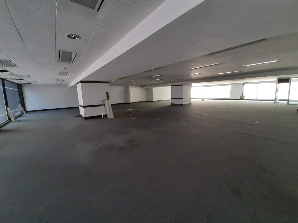 oficina en alquiler en block - 3 plantas contiguas - microcentro - 1800 m2