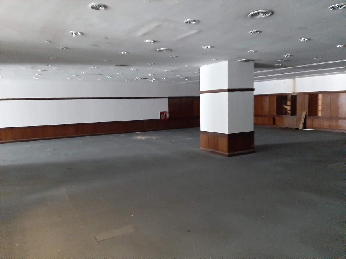 oficina en alquiler en block - 3 plantas contiguas - microcentro - 2073 m2