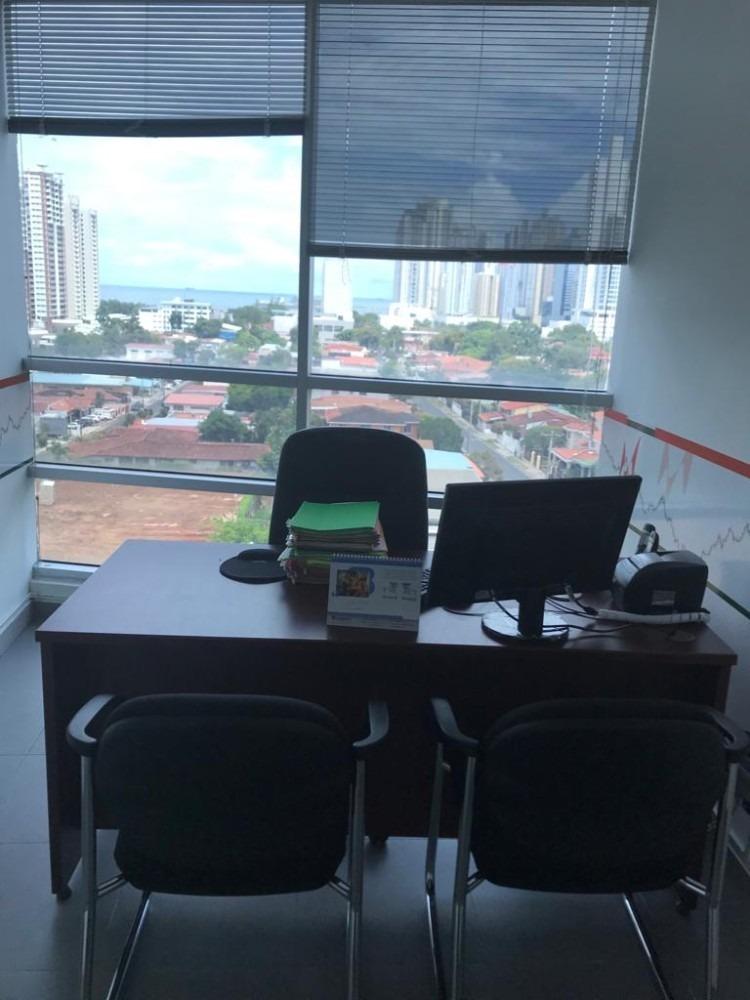 oficina en alquiler en ciudad de panama, calle 50