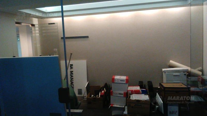 oficina en alquiler en microcentro - impecable