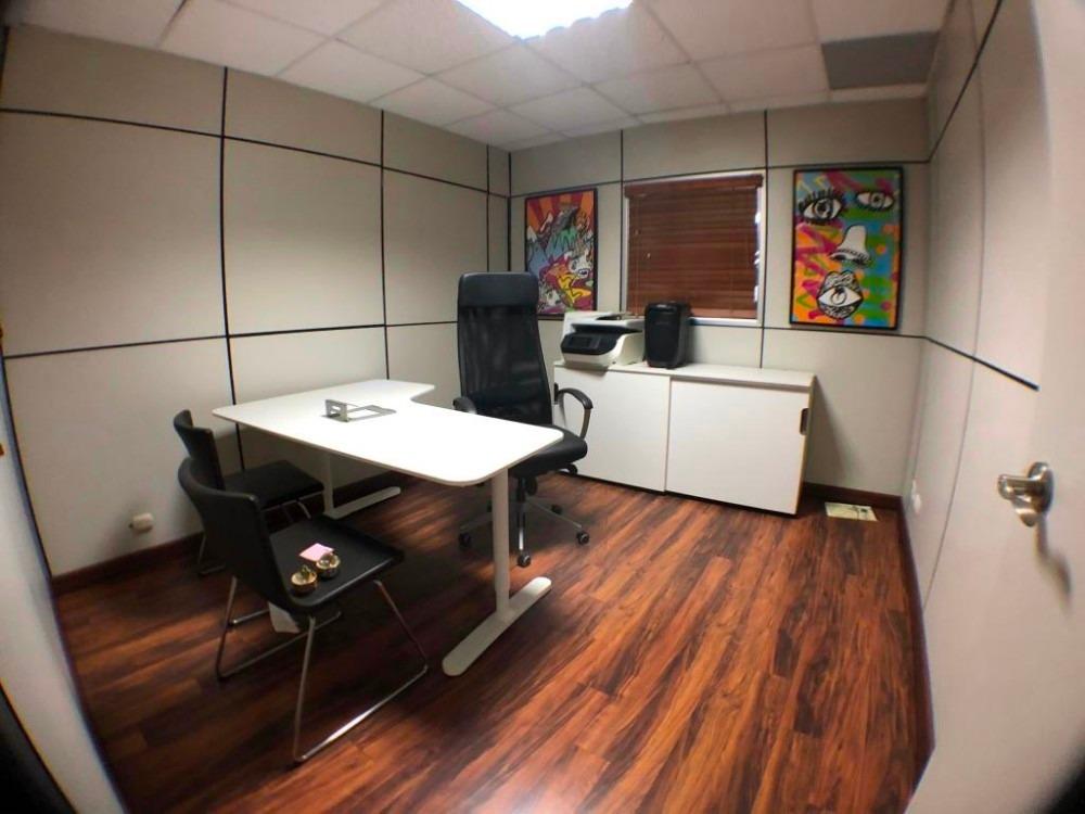 oficina en alquiler en naco con seguridad 24/7- planta full