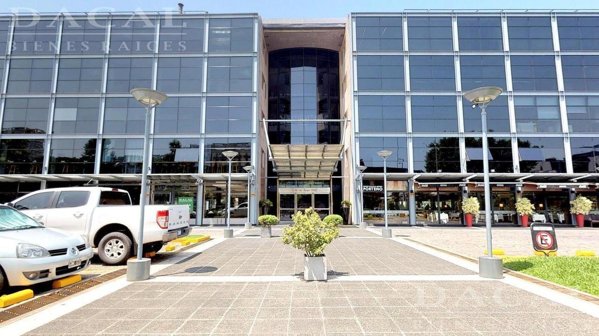 oficina en alquiler en puerto madero alicia moreau de justo  dacal bienes raices