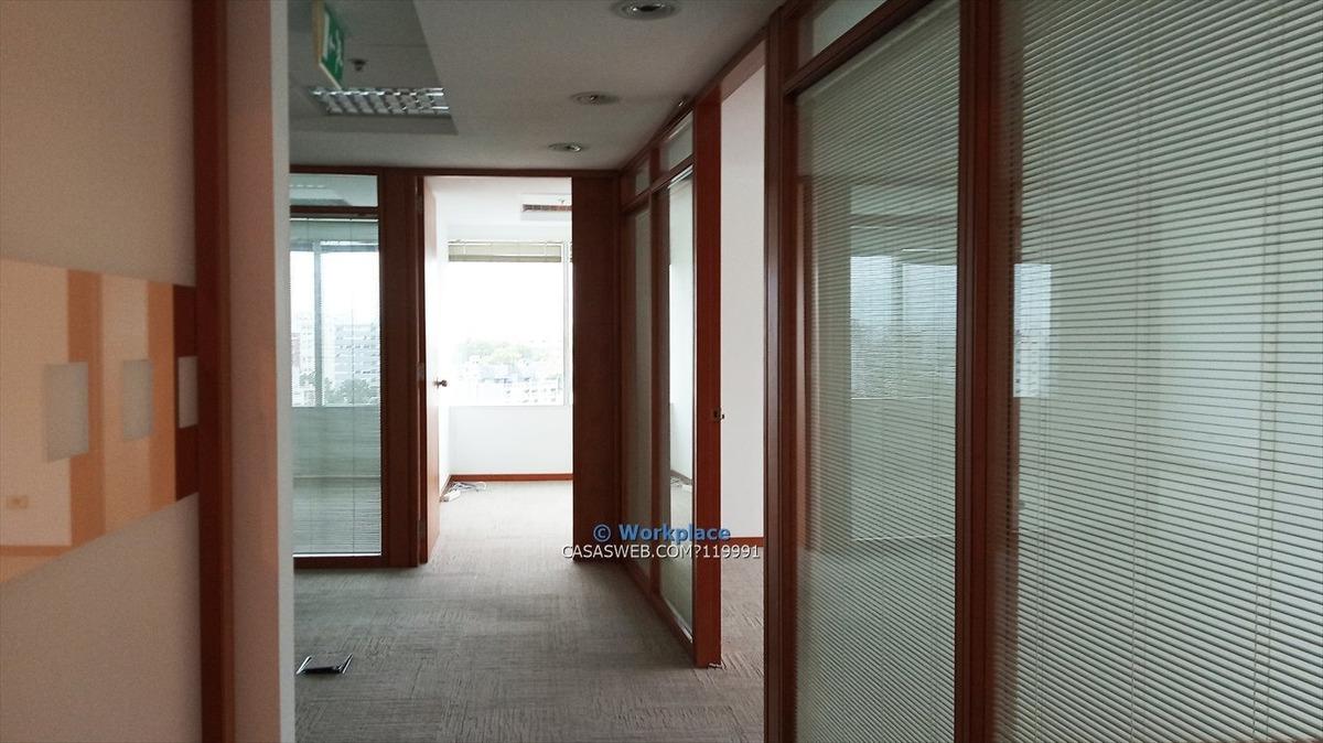 oficina en alquiler en wtc- pocitos nuevo