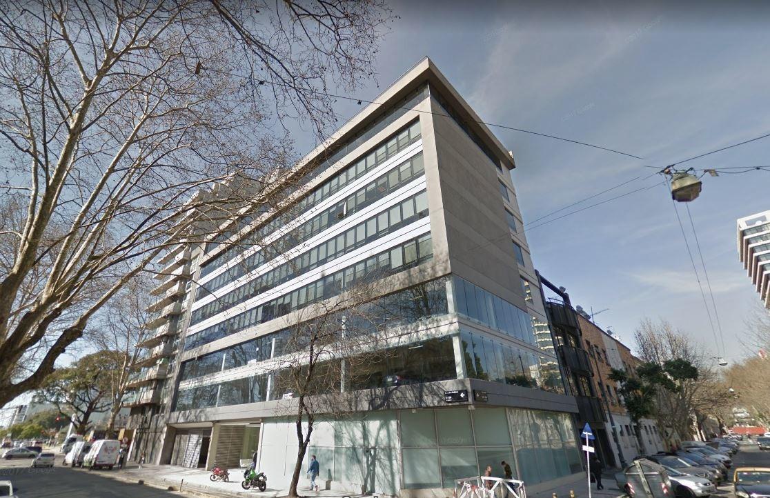 oficina en alquiler | estados unidos 20 | piso 7° 248 m²