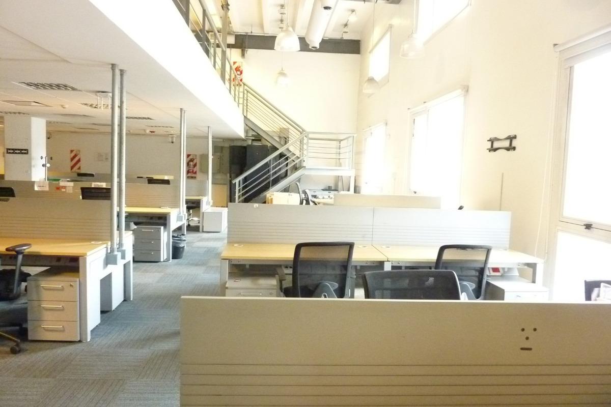 oficina en alquiler | general hornos 256, barracas | 500 m²