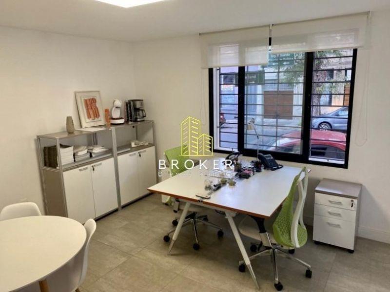 oficina en alquiler - monoambiente en punta carretas