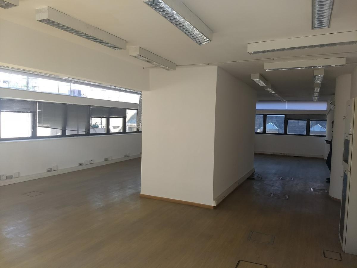 oficina en alquiler - monserrat - 380 m2