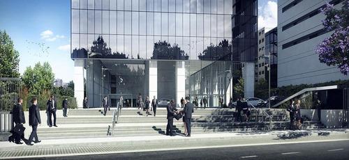 oficina en alquiler - núñez - 2.493 m2