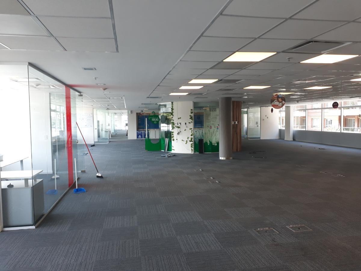 oficina en alquiler - puerto madero - 1.300 m2