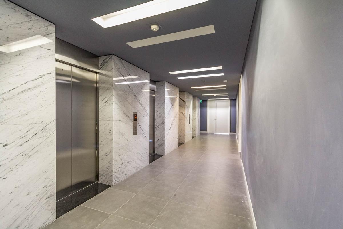 oficina en alquiler - puerto madero - 600 m2
