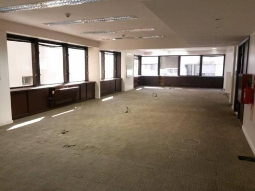 oficina en alquiler - retiro - 158 m2