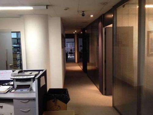 oficina en alquiler - retiro - 290m2