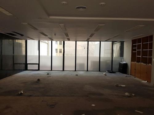 oficina en alquiler - san martin 100 - centro