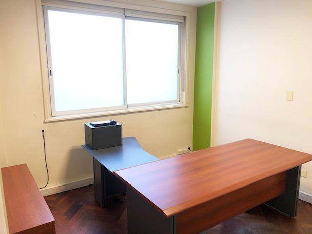 oficina en alquiler - san martin al 600 - ciudad aut. buenos