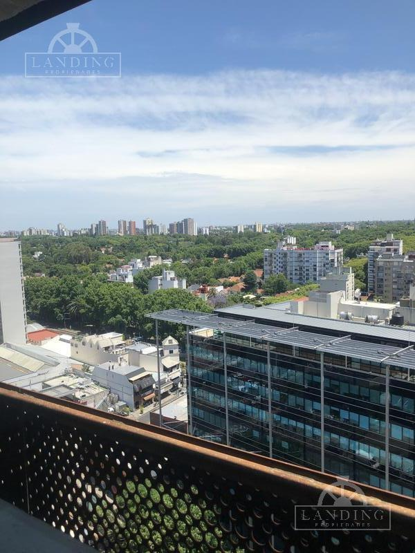oficina en alquiler sobre libertador - olivos-vias/rio