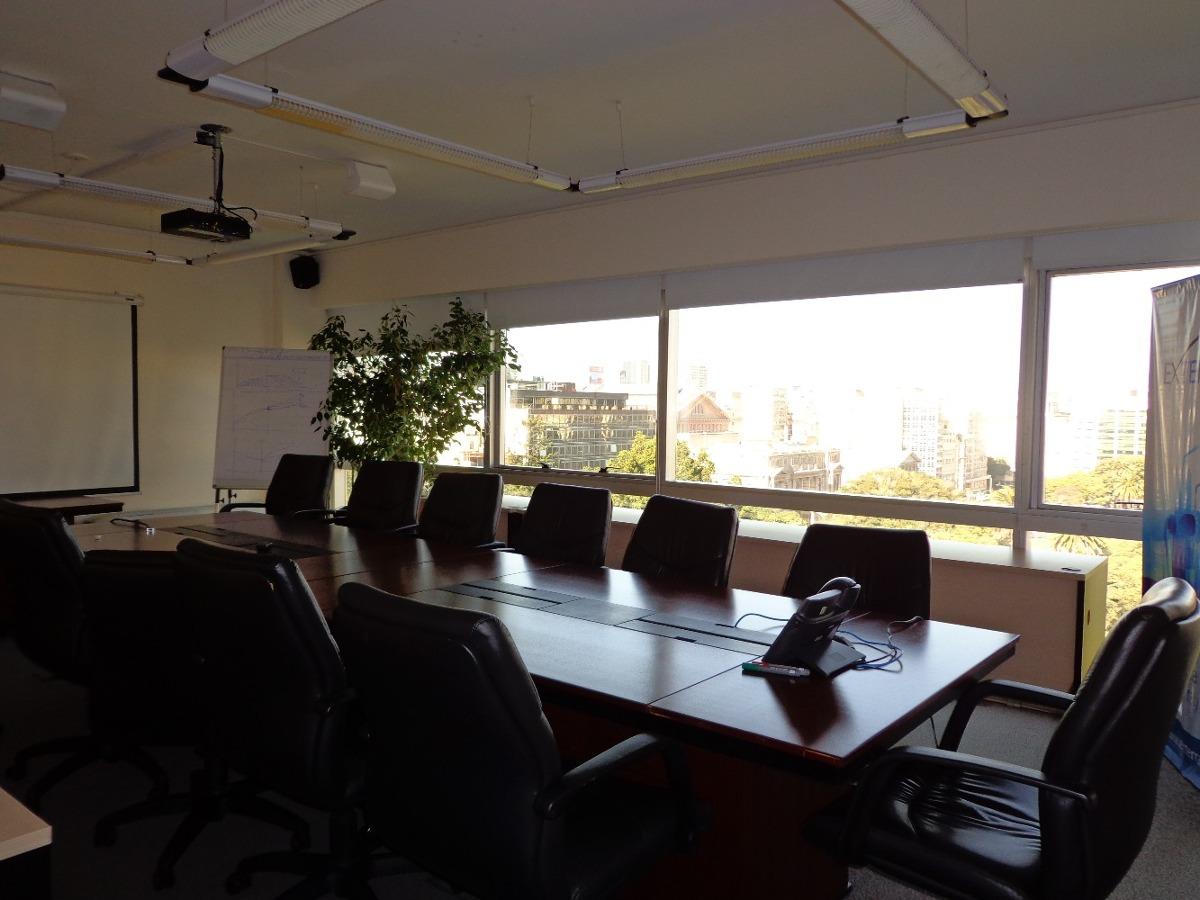 oficina en alquiler - talcahuano 833