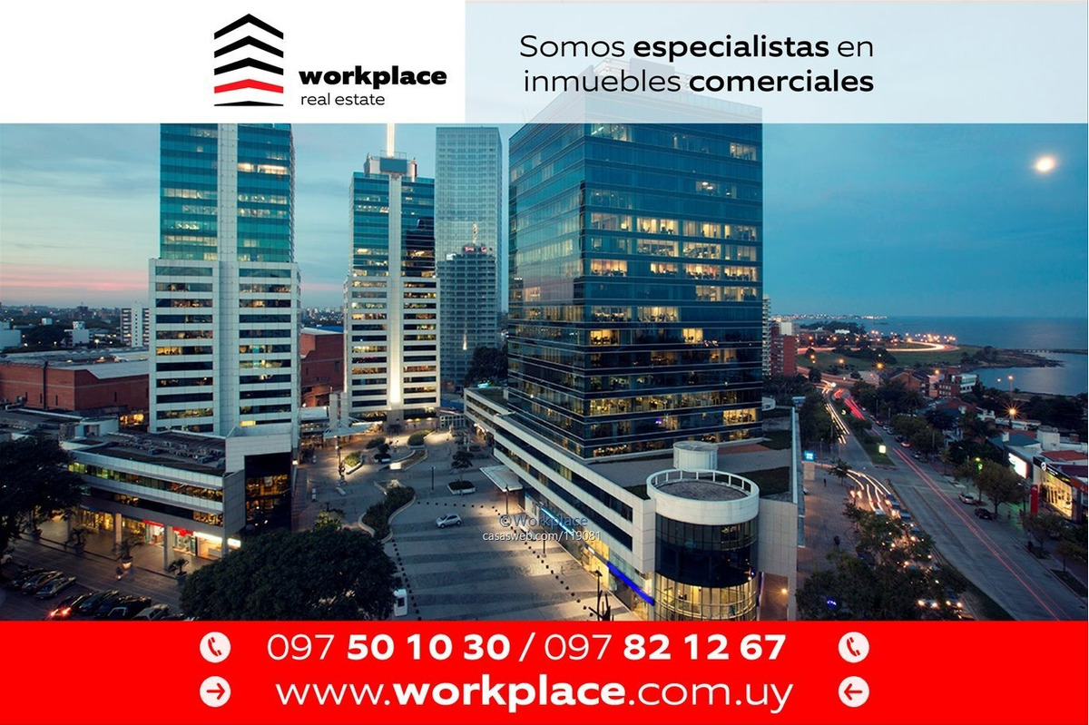 oficina en alquiler - world trade center - wtc