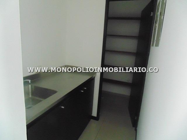 oficina en arrendamiento -  poblado manila cod: 11949