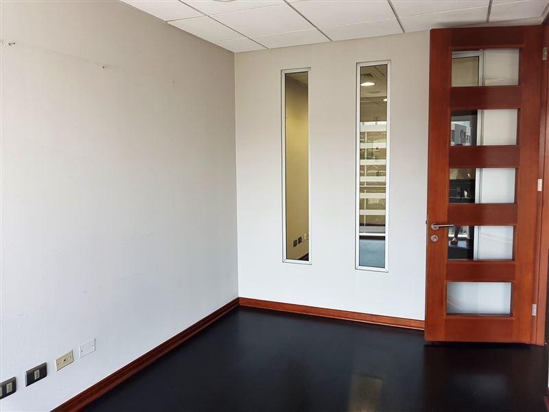 oficina en arriendo de 2 privados en las condes