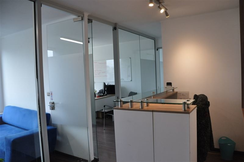 oficina en arriendo de 4 privados en providencia