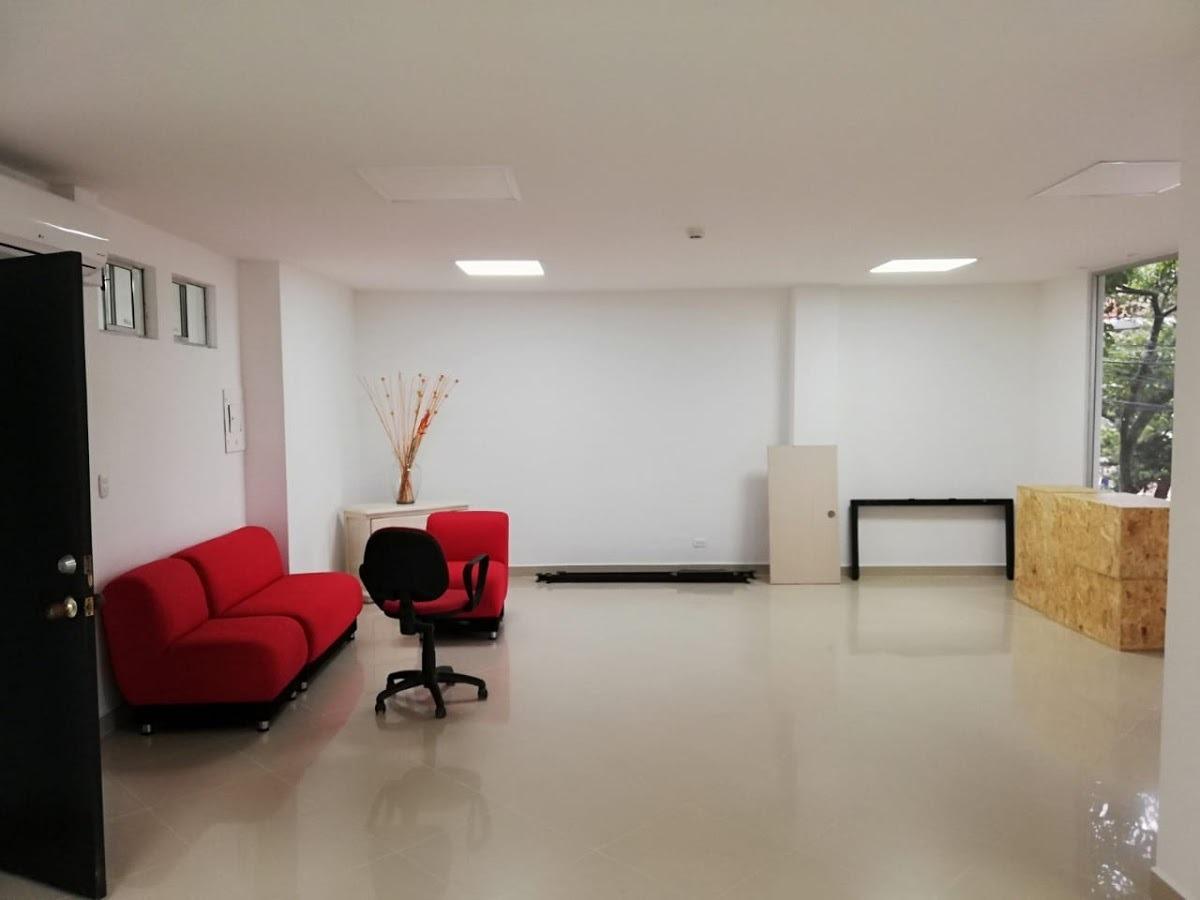 oficina en arriendo suramericana 495-39116