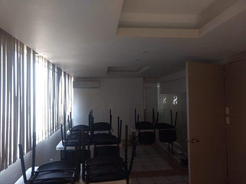 oficina en   av. insurgentes, col. roma norte
