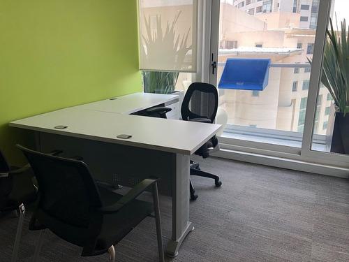 oficina en business center interlomas, servicios incluidos