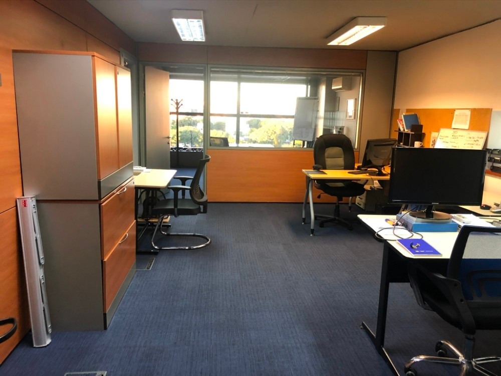 oficina en edificio corporativo