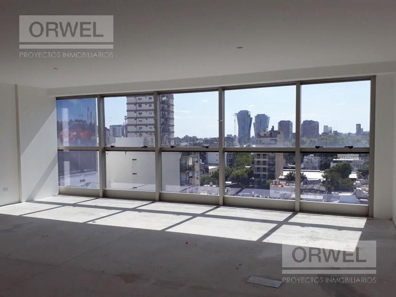 oficina en edificio liberateur !!! excelente !!! 150 m2. con cochera