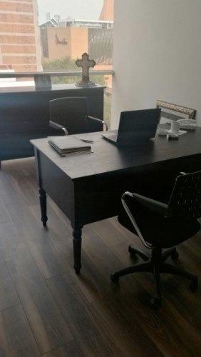 oficina en el corazón de polanco, lista para cambiarse!!