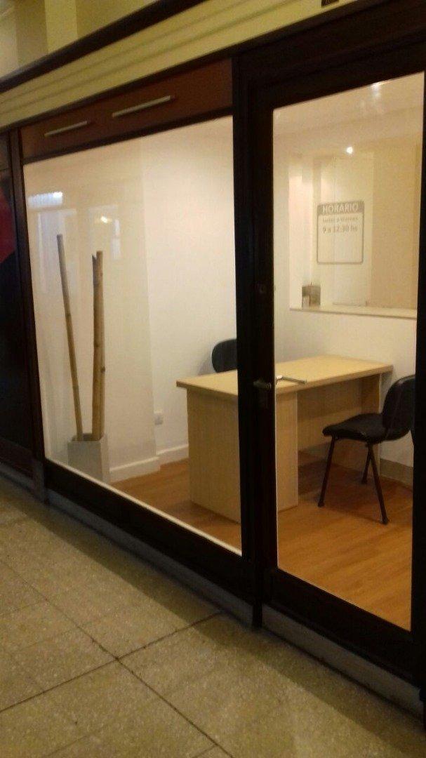 oficina en galería sacoa
