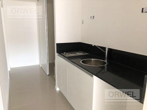 oficina en libertador al 5700 y sucre. excelente oficina de 295 m2. 4 baños y 2 cocheras.