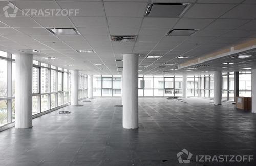 oficina en madero center. 3 cocheras.