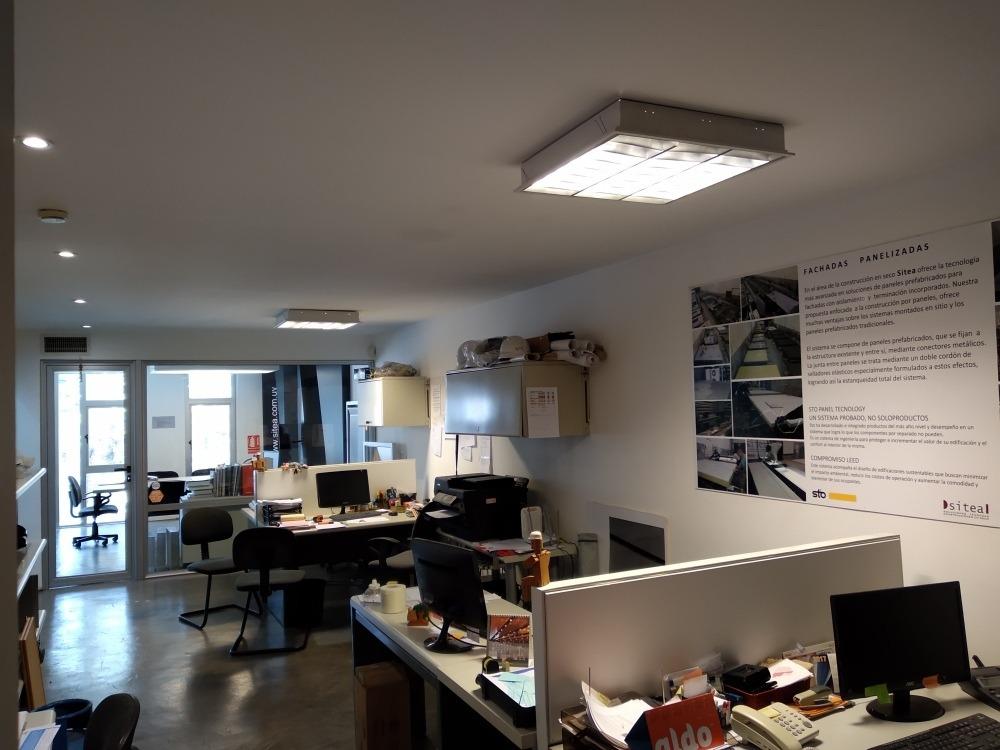 oficina  en parque rodó  92m2